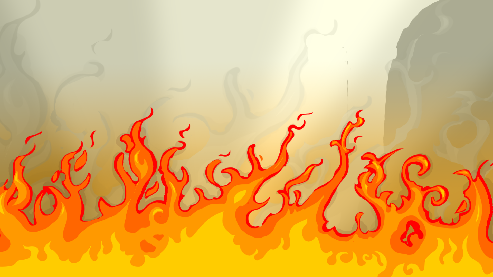 fiamme di grinta per la notteinquieta